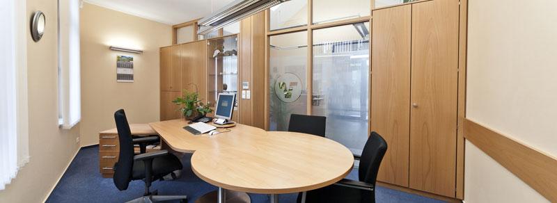 Volks- und Raiffeisenbank Saale-Unstrut eG, Geschäftsstelle Braunsbedra, Beratung