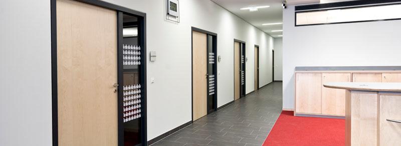 Sparkasse Leipzig, Geschäftsstelle Ratzelbogen, Beratungszimmer