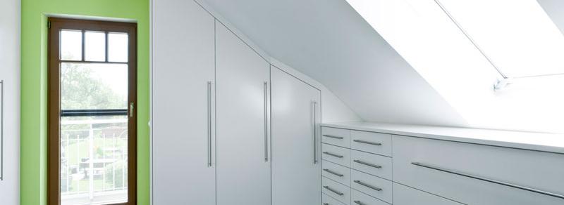 Maßanfertigung Ankleidezimmer (Privatkunde)