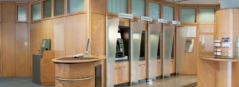 Raiffeisenbank Grimma eG, SB Zone